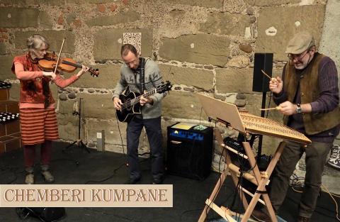 CHEMBERI KUMPANE aus der Schweiz