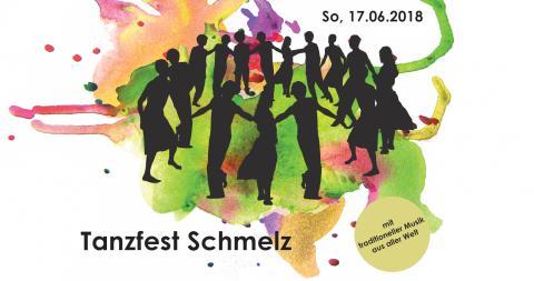 Tanzfest Schmelz 2018